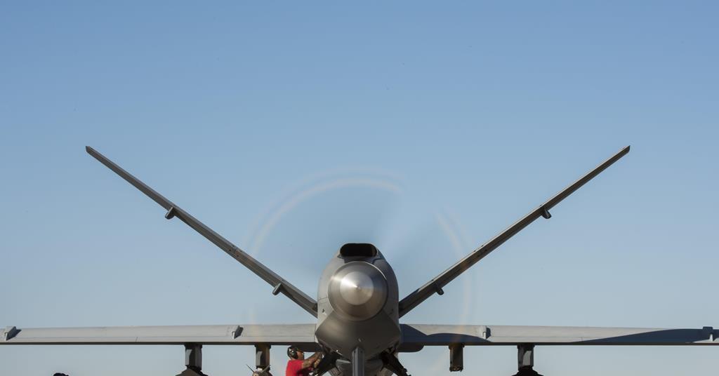 Record Number Of Uav Shoot Downs Prompt New Usaf Tactics And Countermeasure Pod News Flight Global