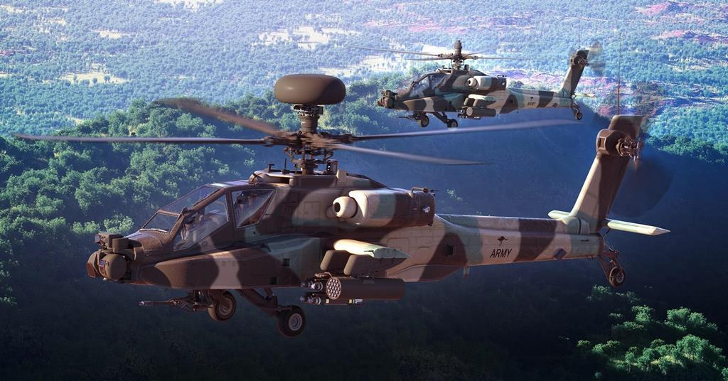 Apache triumphs in Australian attack helicopter competition