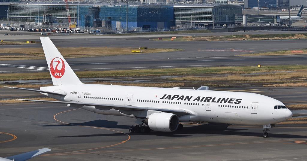 JAL to reduce 777 fleet amid swing to steep first-half loss | News | Flight  Global
