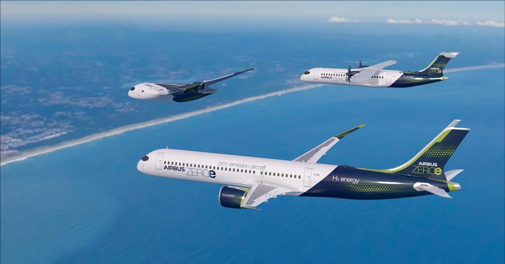 Airbus Has Shown Its Green Vision But Can Boeing Follow Suit Opinion Flight Global