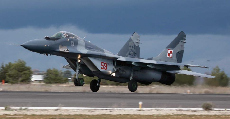 Poland removes MiG-29 grounding order   News   Flight Global