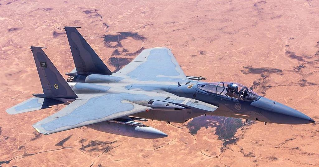 Boeing secures $9.8 billion contract for Saudi F-15 work | News | Flight  Global