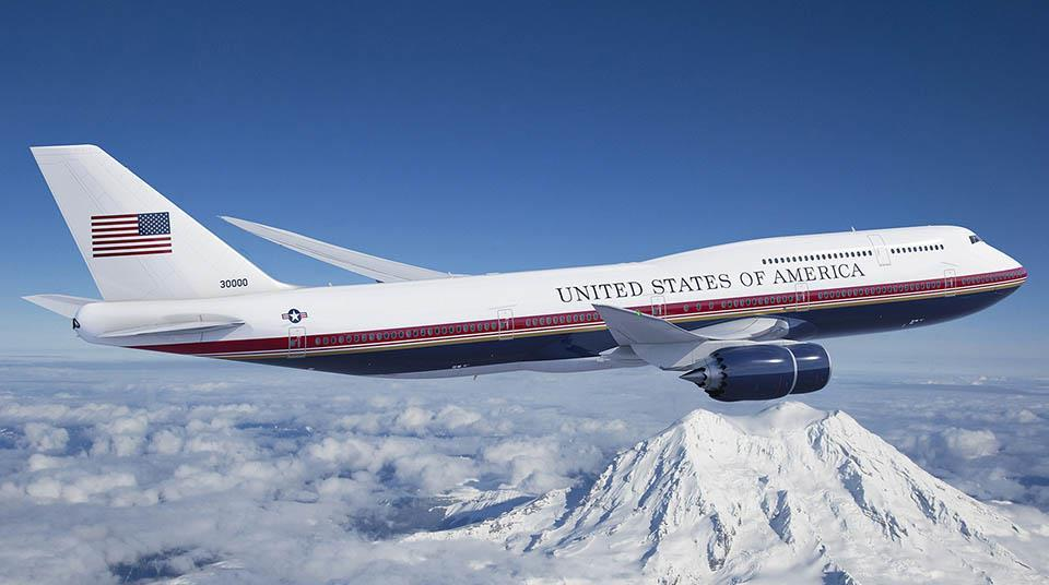 Air Force One' gets $168 million cost overrun due to coronavirus ...