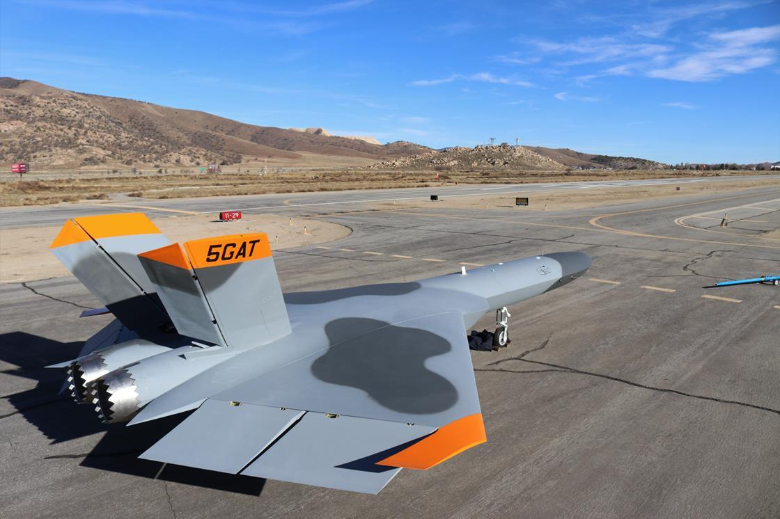 Sierra Technical unveils 'faster' and 'more manoeuvrable' stealth UAV