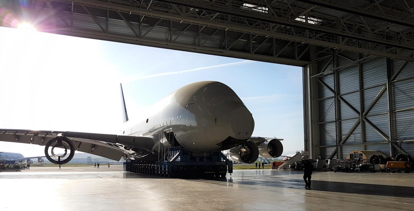 How Singapore Airlines Was Key To The A380 S Story From Take Off To Teardown In Depth Flight Global
