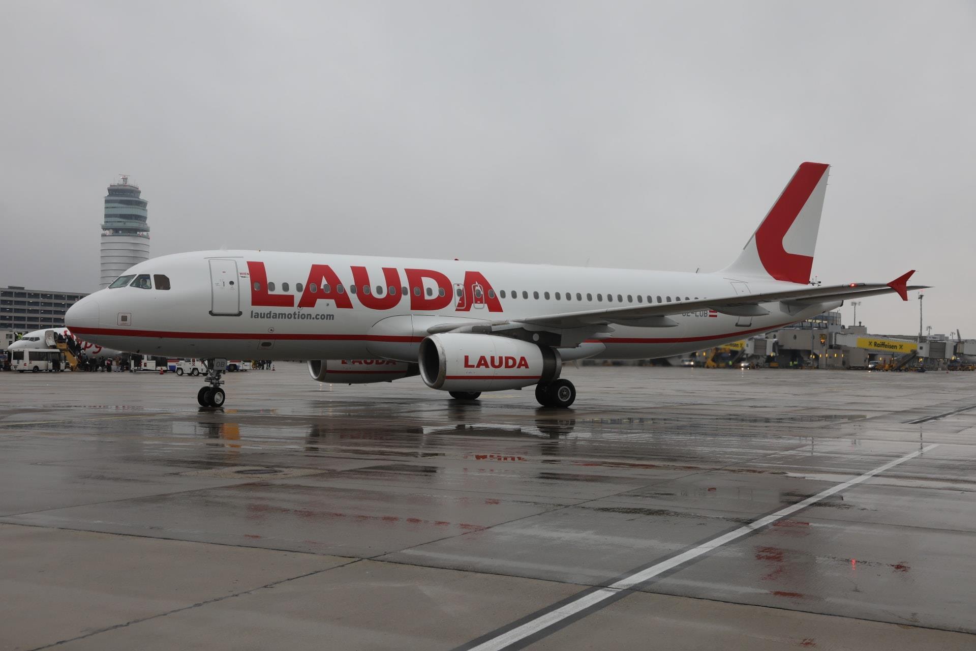 Lauda Air Ryanair