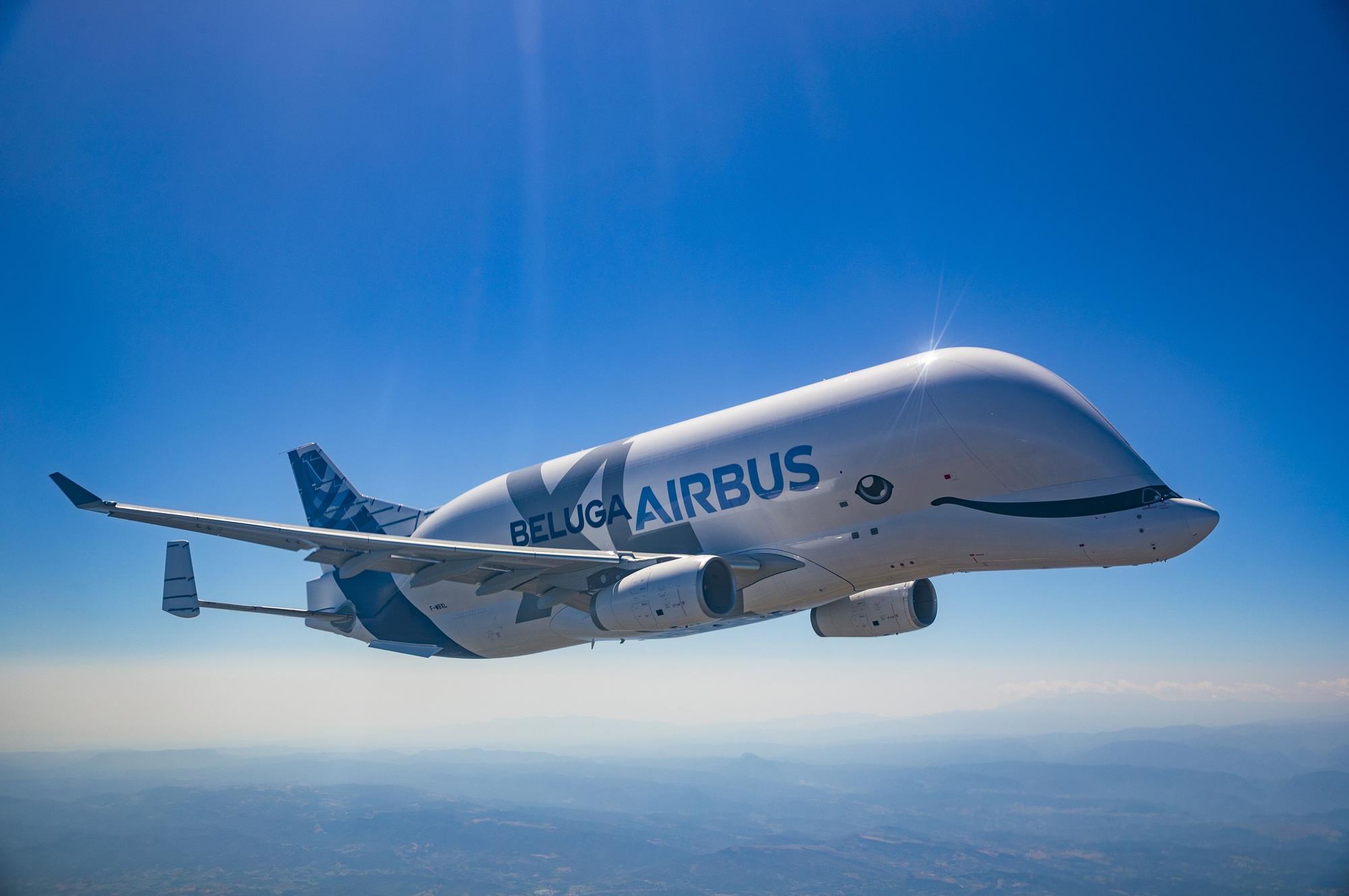 Airbus begins BelugaXL operations
