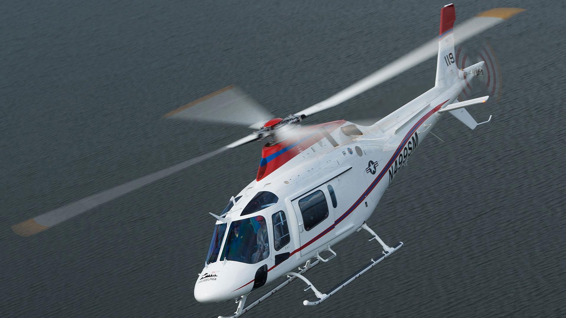 US Navy picks Leonardo TH-119 for next helicopter trainer fleet