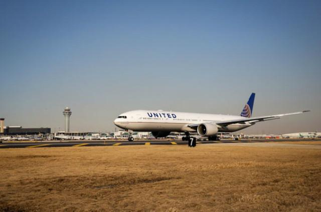 United debuts new Polaris business class