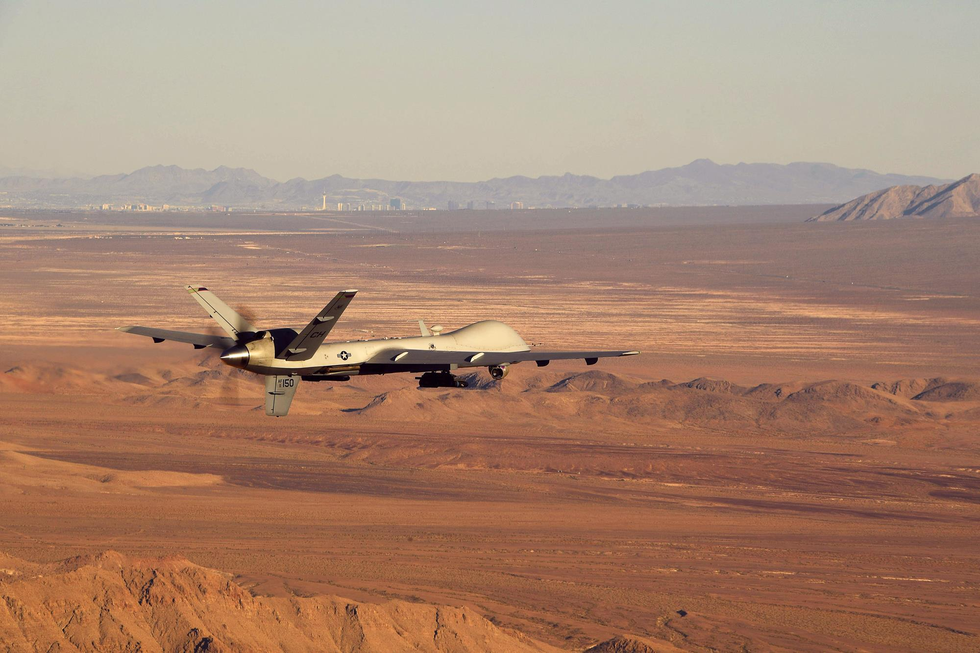 General Atomics tests space laser communication system for MQ-9