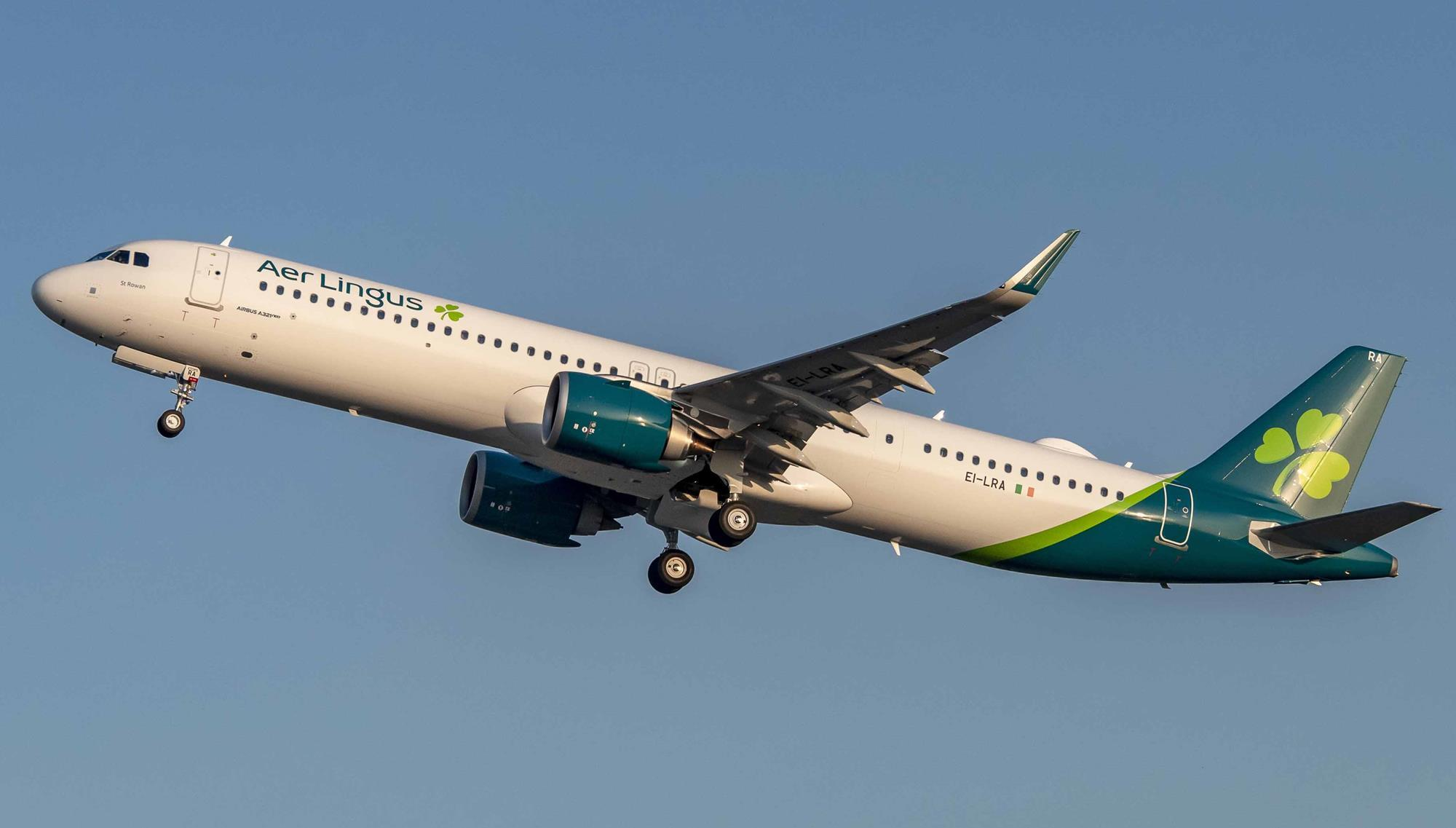 Aer Lingus 'held back' by A321LR delivery delays