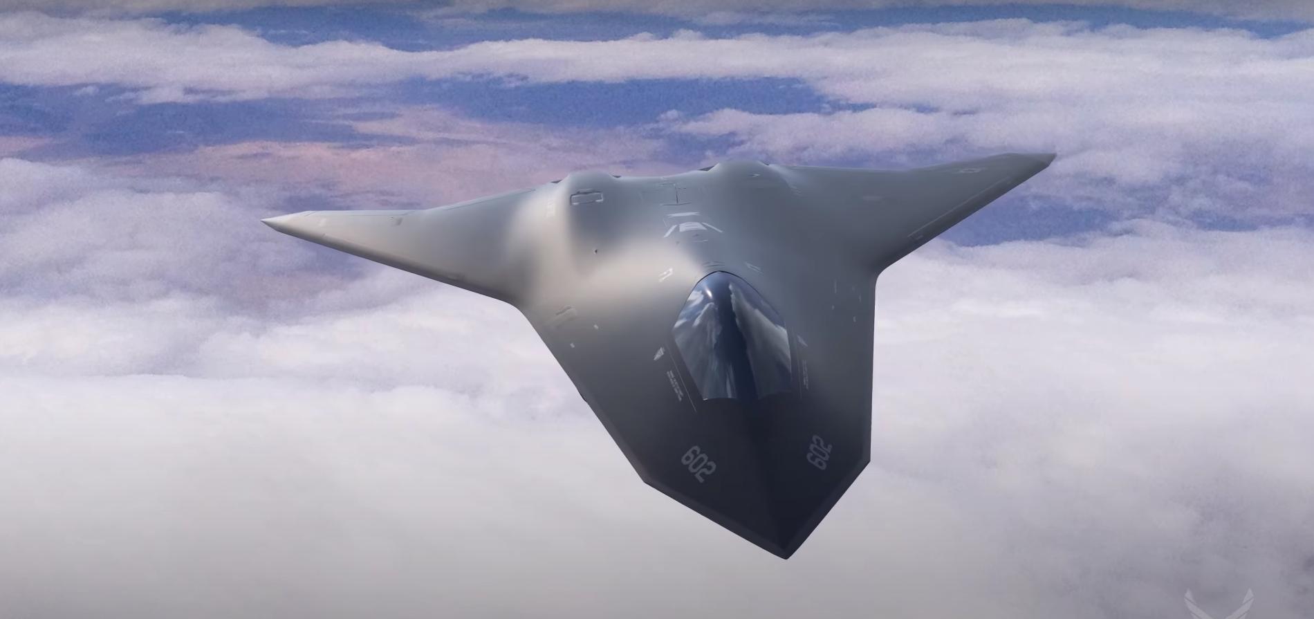 USAF secretly builds and flies next-generation fighter demonstrator | News | Flight Global