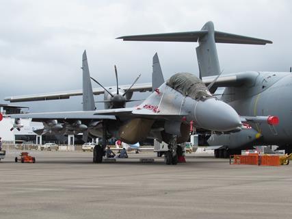 Sukhoi Su-30MKM Royal Malaysian Air Force