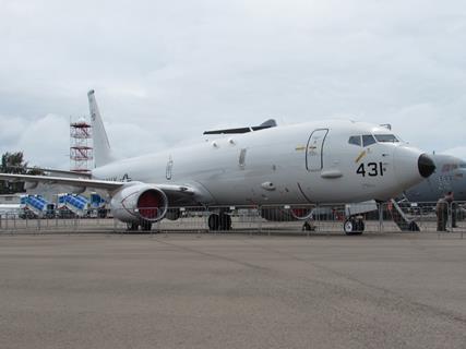 Boeing P-8A Poseidon US Navy