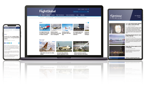 Subscribe to FlightGlobal Premium