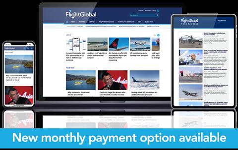 FlightGlobal Premium Digital and Print