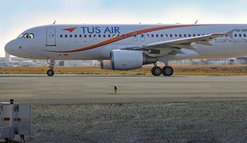 Tus A320-c-Tus Airways