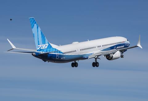 737 Max 10 first flight