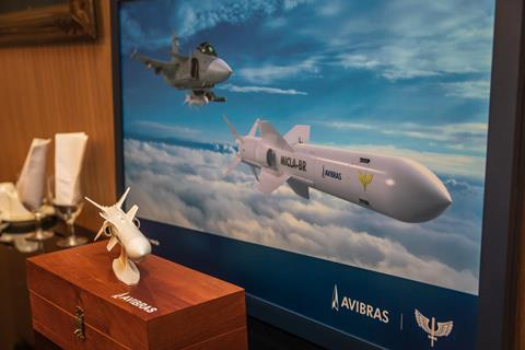 MICLA-BR c Brazilian air force