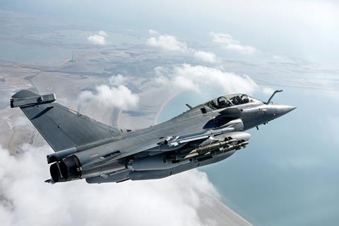 hellenic air force dassault rafale