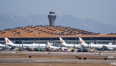 Beijing airport - Air China - (C) Rex Shutterstock