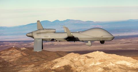 MQ-1C Gray Eagle Extended Range 2 c General Atomics