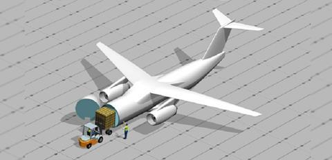 unmanned freighter 3