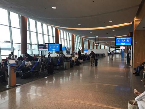 Boston Logan Airport coronavirus 3