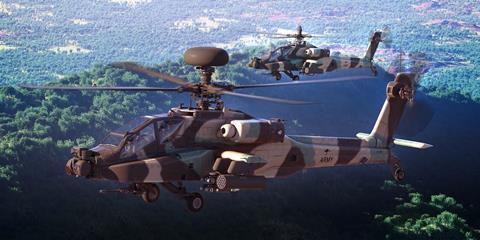 Apache Avustralya AH-64E
