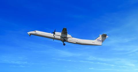 Connect Airlines_Q400