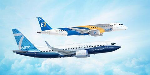Embraer Boeing joint venture