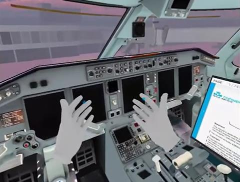 KLM Cityhopper VR training-c-Cityhopper
