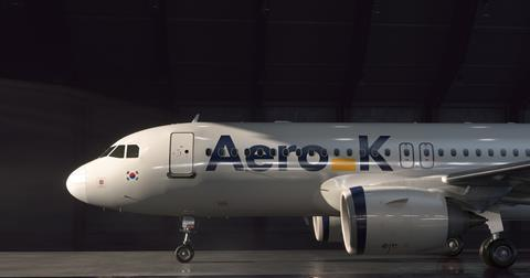 Aero K A320