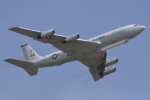 E-8C Joint STARS 2 c USAF