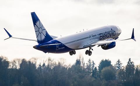 Belavia 737 Max-c-Boeing