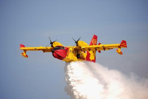 CL-515 -c-Viking Air