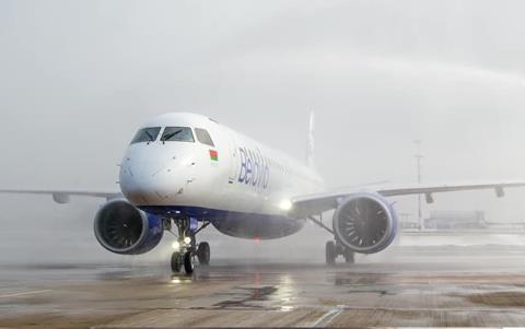 Belavia Embraer-c-Belavia