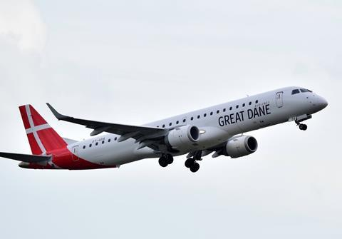 Great Dane Embraer-c-Great Dane Airlines