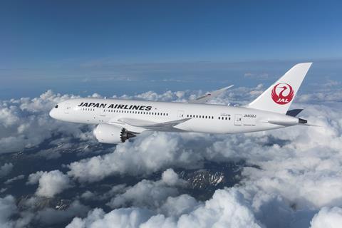 JAL 787-8 no2