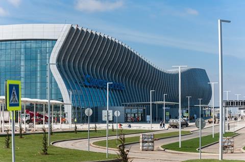Симферополь аэропорт
