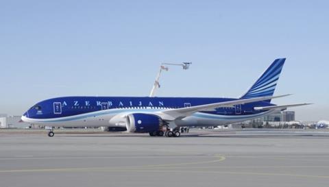 Azerbaijan Airlines 787-8-c-Azerbaijan Airlines