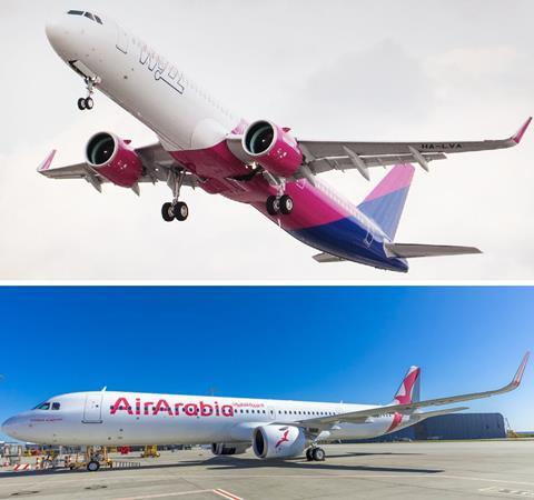 Wizz Air S Abu Dhabi Division Sets Out Initial Route Network News Flight Global