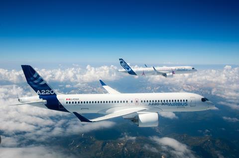 A220-300 A321LR