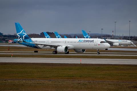 AIr Transat Airbus A321neo