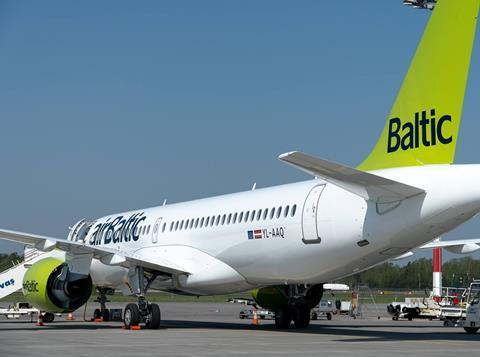 A220 YL-AAQ-c-Air Baltic