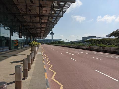Changi T3