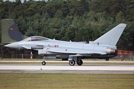 Austrian Typhoon - Dietmar Fenners EADS