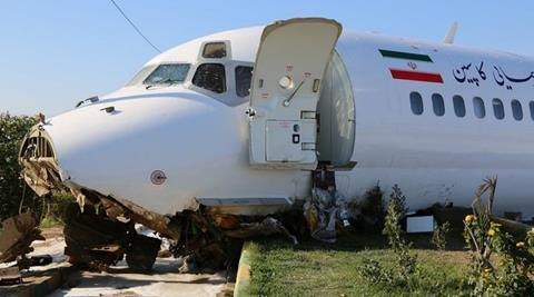 Caspian MD-83 overrun 3