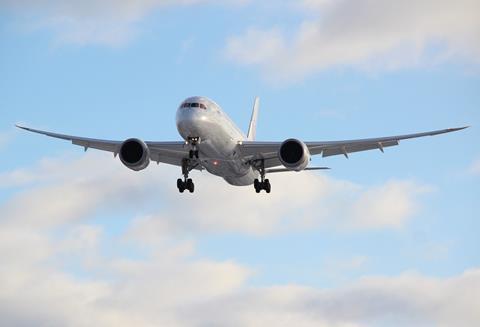 aircraft on approach-c-Unsplash Artturi Jalli