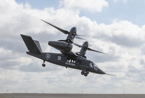V-280 takeoff c Bell